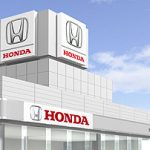 Honda Cars(ホンダカーズ)に車検を出した