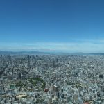 家族で大阪旅行
