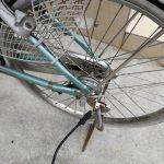 自転車の災難が続く…