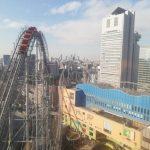 東京ドームの株主優待を使って、東京ドームシティを満喫