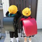 幼稚園の卒園式と小学校の入学式