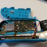 NintendoSwitchのジョイコンのスティック修理をした